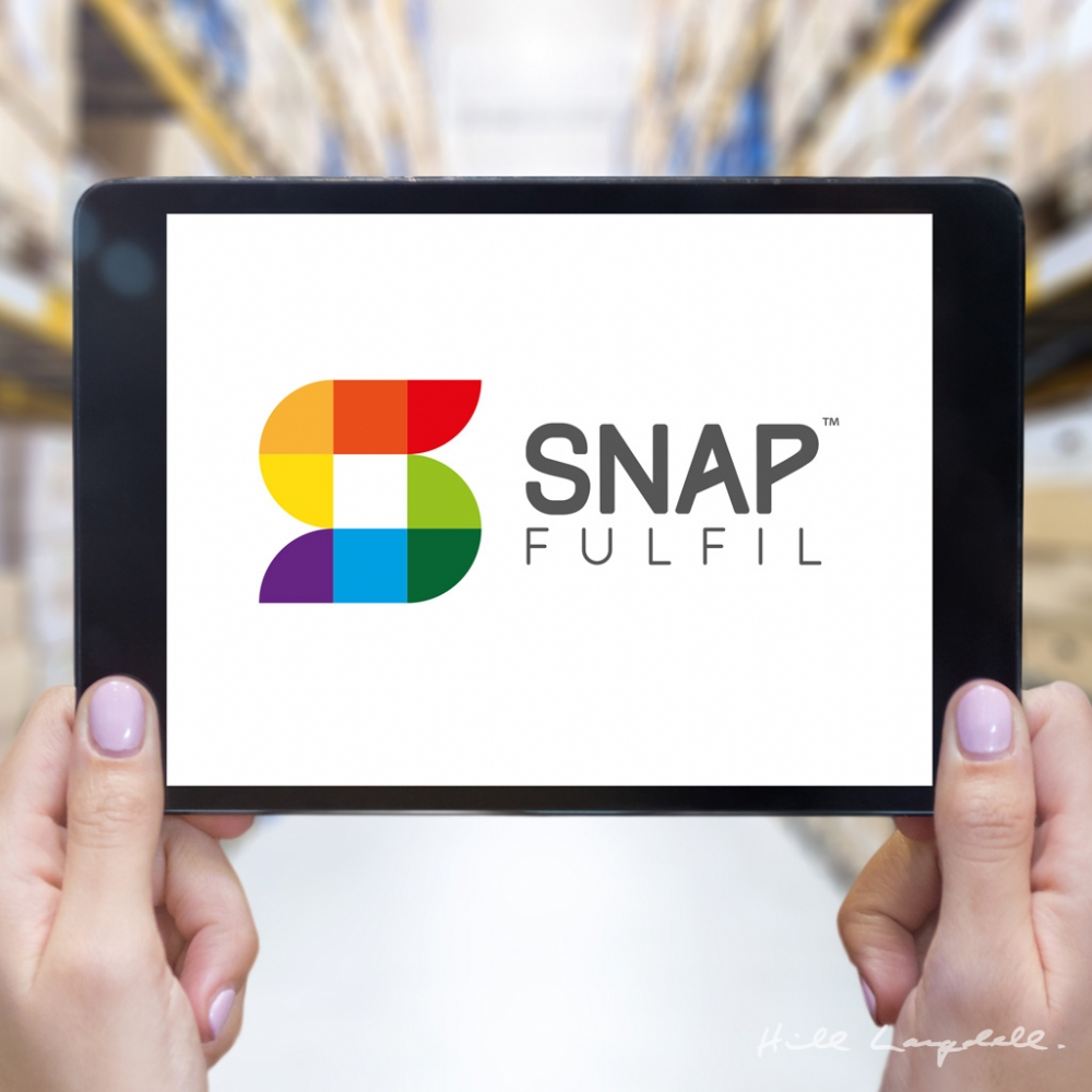 New logotype for Snapfulfil