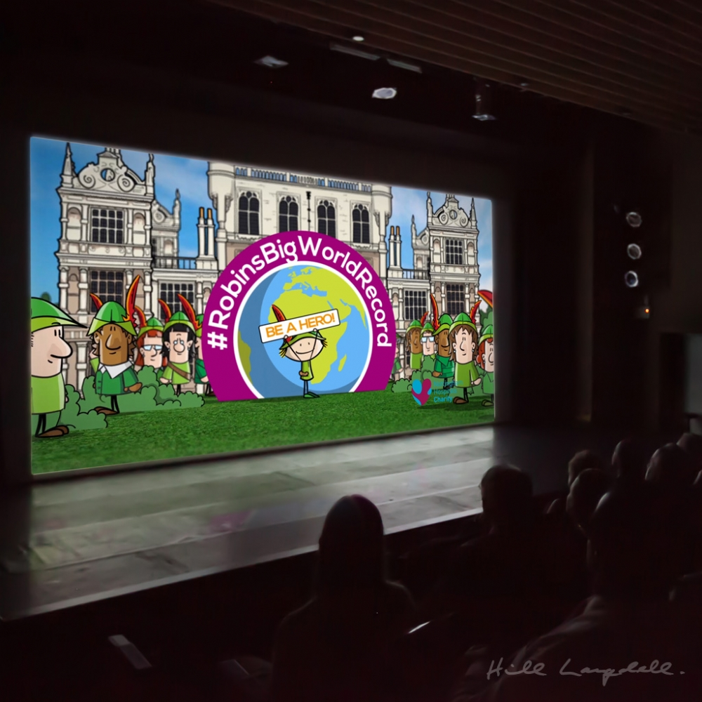 The animation playing in local cinemas