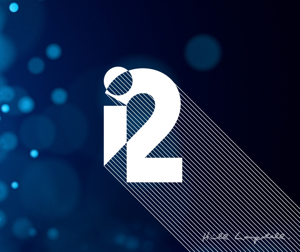 i2 Global logotype design